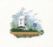 Derwentwater Designs Suffolk Mill Cross Stitch Kit