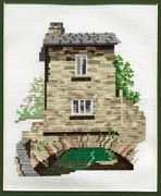 Derwentwater Designs Bridge House Cross Stitch Kit