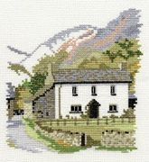 Derwentwater Designs Yew Tree Farm Cross Stitch Kit
