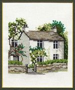 Derwentwater Designs Dove Cottage Cross Stitch Kit