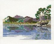 Derwentwater Designs Friars Crag Cross Stitch Kit