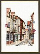 Derwentwater Designs Shambles Cross Stitch Kit