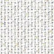 Zweigart Lurex Aida - 14 Count - Opalescent (3706) Fabric