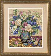 Oriental Splendour - Dimensions Cross Stitch Kit
