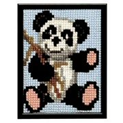 Pako Panda Cross Stitch Kit