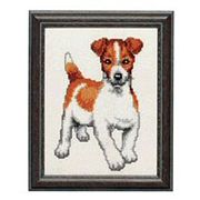 Jack Russell - Pako Cross Stitch Kit