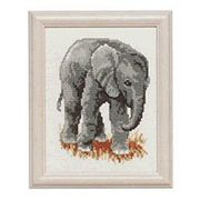 Elephant - Pako Cross Stitch Kit