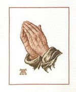 Praying Hands - Pako Cross Stitch Kit