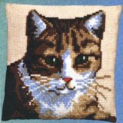 Pako Cat Cross Stitch Kit