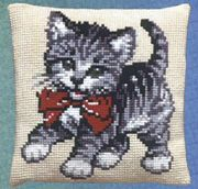 Kitten - Pako Cross Stitch Kit