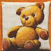 Pako Teddy Cross Stitch Kit