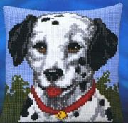 Pako Dalmatian Cross Stitch Kit