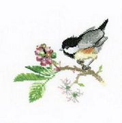Chick Berry - Aida - Heritage Cross Stitch Kit