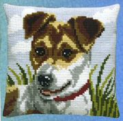 Pako Jack Russell Cross Stitch Kit