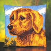 Pako Labrador Cross Stitch Kit