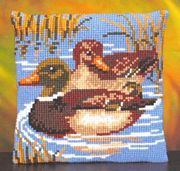 Pako Two Ducks Cross Stitch Kit