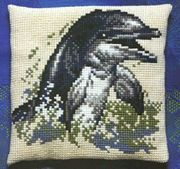 Pako Dolphin Cross Stitch Kit