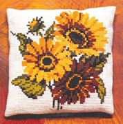 Pako Sunflowers Cross Stitch Kit