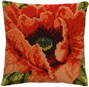 Pako Poppy Cross Stitch Kit