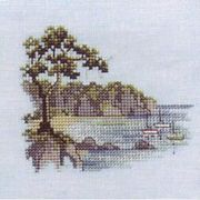 Derwentwater Designs Headland Cross Stitch Kit
