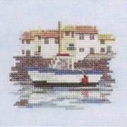Derwentwater Designs Harbour Cross Stitch Kit