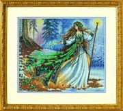 Dimensions Woodland Enchantress Cross Stitch Kit