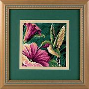 Hummingbird Drama - Dimensions Tapestry Kit
