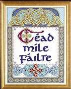One Hundred Thousand Welcomes - Design Works Crafts Cross Stitch Kit