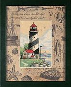 Dimensions Light at Sea Cross Stitch Kit