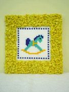 Cross stitch Daisy Designs Baby and Children