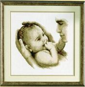 Baby - Vervaco Cross Stitch Kit