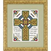 Design Works Crafts Celtic Cross Cross Stitch Kit