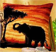 Elephant - Vervaco Cross Stitch Kit