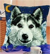 Vervaco Wolf Cross Stitch Kit
