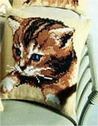 Kitten - Vervaco Cross Stitch Kit