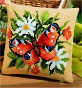 Vervaco Butterfly Cross Stitch Kit