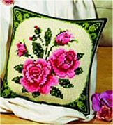 Vervaco Roses Cross Stitch Kit