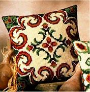 Vervaco Geometric Design 7 Cross Stitch Kit