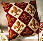 Vervaco Geometric Design 6 Cross Stitch Kit