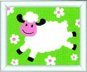 Vervaco Sheep Tapestry Canvas