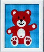 Vervaco Teddy Bear Tapestry Canvas
