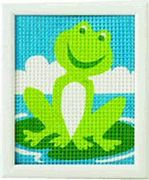 Frog - Vervaco Tapestry Canvas