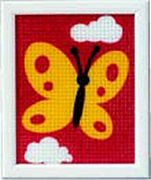 Butterfly - Vervaco Tapestry Canvas