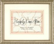 Dimensions Happily Ever After Cross Stitch Kit