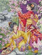 Geishas - Maia Cross Stitch Kit