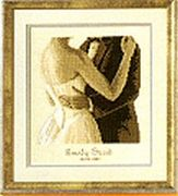 Vervaco To Have And To Hold Wedding Sampler Cross Stitch Kit