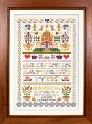 Anchor Traditional Sampler Cross Stitch Kit