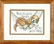 The Good Life - Dimensions Cross Stitch Kit