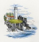 Derwentwater Designs Storm Point Cross Stitch Kit