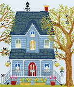 Bothy Threads Spring Cross Stitch Kit